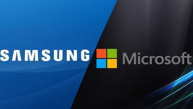 Samsung ile Microsoft stratejik ortaklıklarını genişletiyor