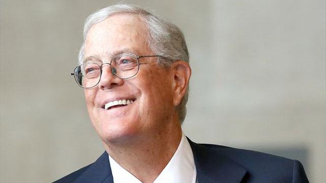 Milyarder David Koch hayatını kaybetti
