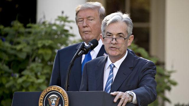 Trump: Fed Başkanı istifa ederse, kendisini durdurmam