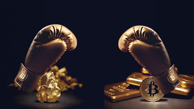 Altın mı? Bitcoin mi?