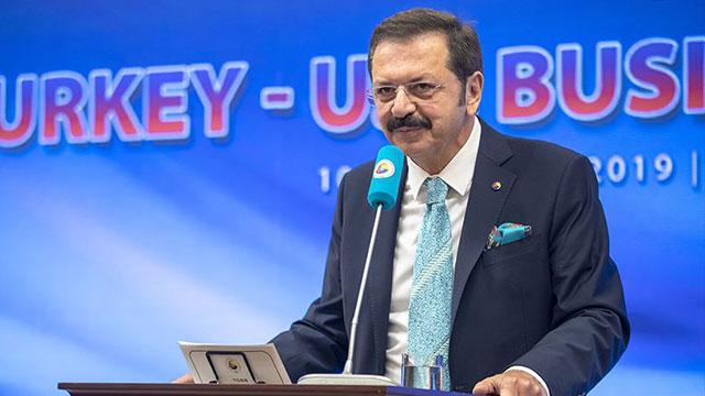 TOBB'dan bankalara 'faiz indirimi ve yapılandırma' çağrısı