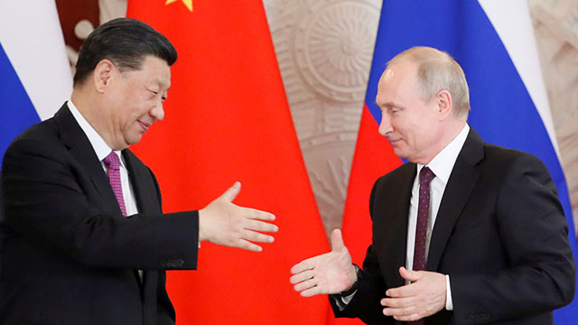 Rusya - Çin ikilisinden ABD'nin 'dolar silahını' kırma planı