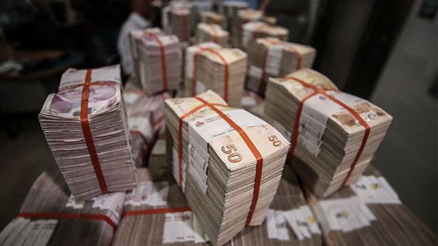 Vergi borçlu listesindeki ilk 100'ün borcu 44,3 milyar lira