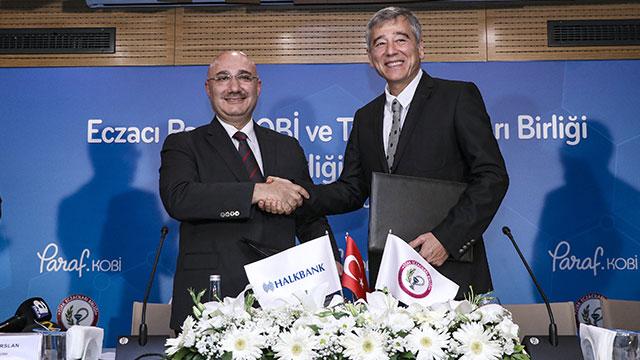 Halkbank'tan eczacılara 500 bin liraya kadar destek paketi