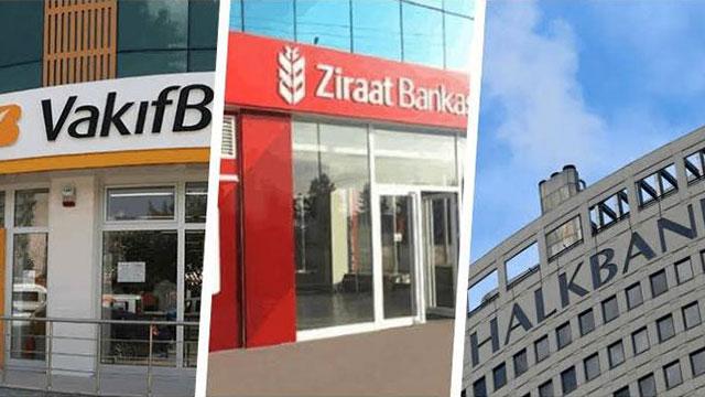 3 kamu bankasından mevcut konut kredilerinde faiz indirimi