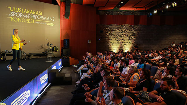 Technogym Uluslararası Spor ve Performans Kongresi'nde yenilikler konuşuldu