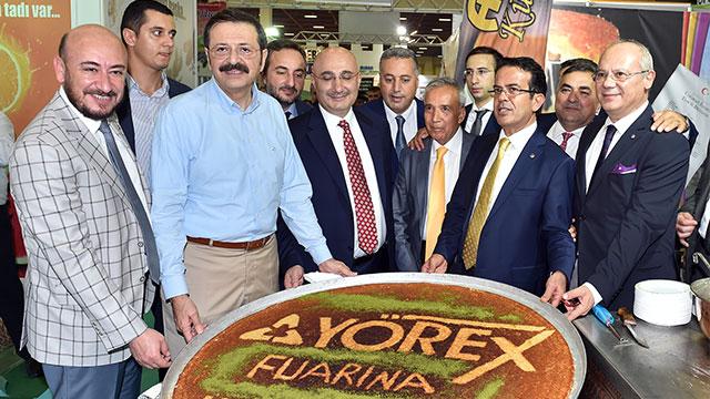 Hisarcıklıoğlu: YÖREX Türkiye'nin markası