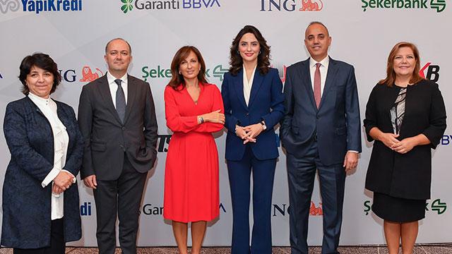 Sürdürülebilir gelecek için 6 Türk bankası öncü oldu