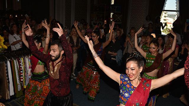 Çırağan'dan Bollywood rüzgarı