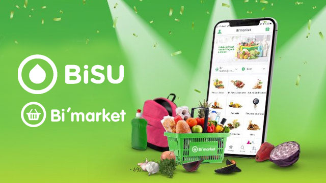 BiSU'dan online market servisi: Bi'market