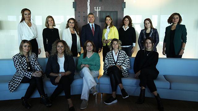 EY Türkiye Girişimci Kadın Liderler Programı'nın 2019 sınıfı belli oldu