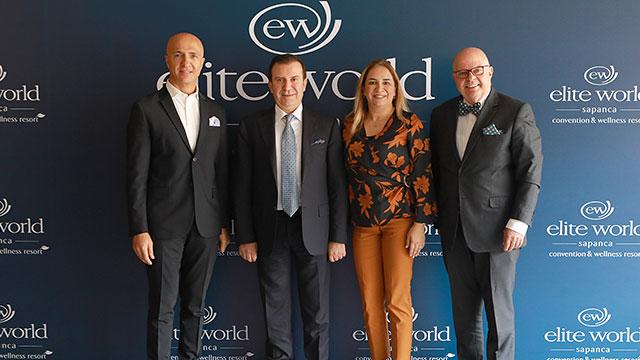 Elite World Hotels'ten Sapanca'ya 650 milyon TL'lik Wellness ve SPA yatırımı