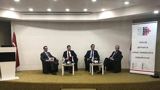 TKYD Orta Anadolu İhracatçılarına kurumsal yönetimin önemini anlattı