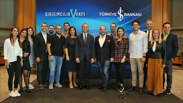 İş Bankası ve Girvak'tan girişimci gençler için iş birliği