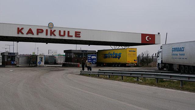 Türk araçların ihracat taşımaları Eylül'de yüzde 5 arttı