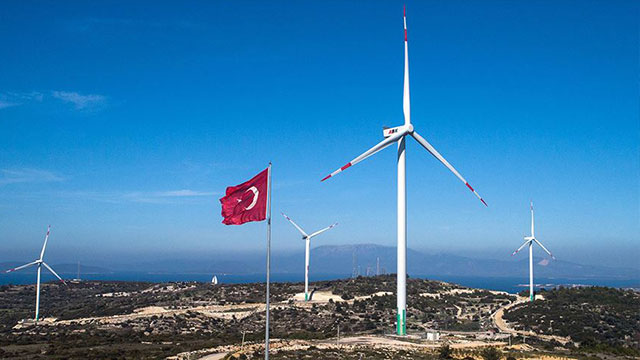 Elektrik üretiminde yerli ve yenilenebilir kaynak hedefine ulaşıldı
