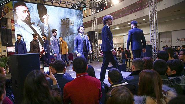 Kiğılı Azerbaycan'da 2 yeni mağaza açtı