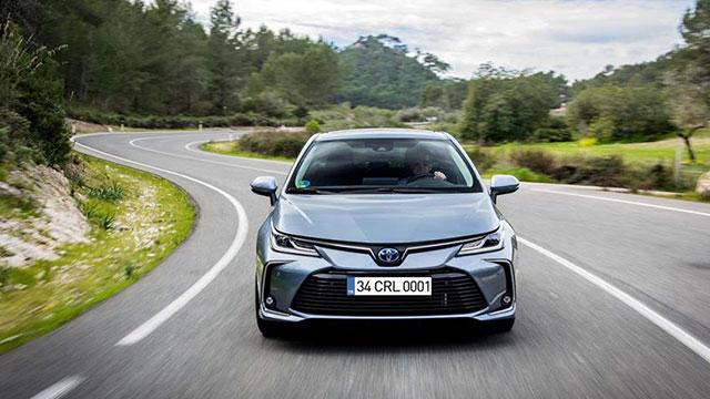 Türkiye'de üretilen Toyota Corolla, Avrupa'da