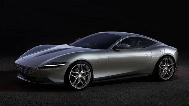 Ferrari yeni V8 motorlu