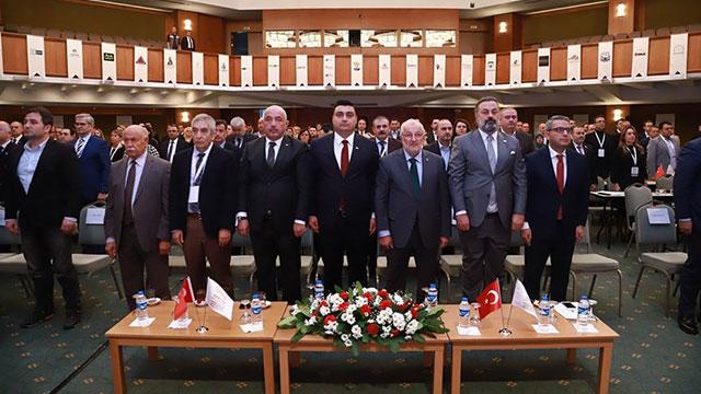 Entegre tesis yönetim sektörü Ankara'da buluştu