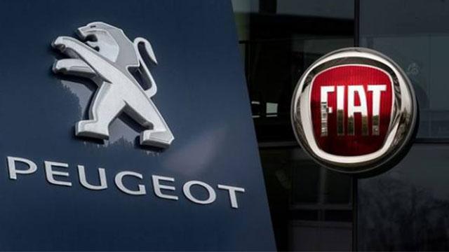 Fiat ve Peugeot anlaştı