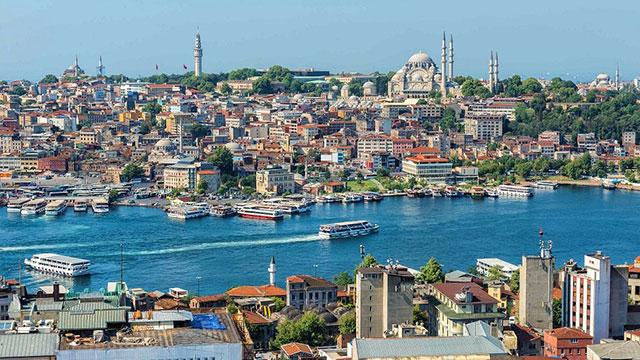 İstanbul, Avrupa'nın en hızlı  büyüyen
