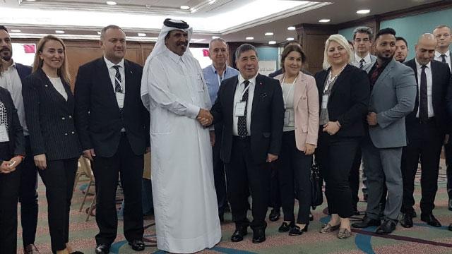 Demir ve demir dışı sektöründe hedef Katar
