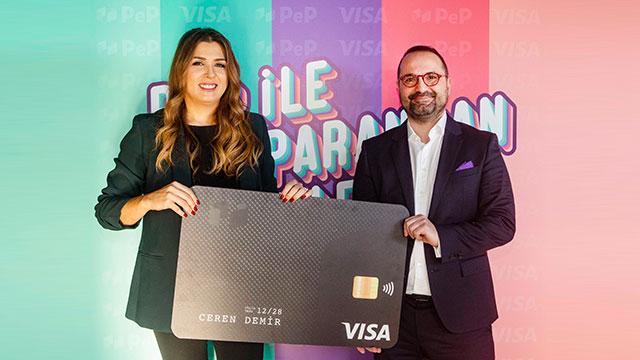 PeP Visa kart yurt dışı harcamalarında döviz maliyetini düşürecek