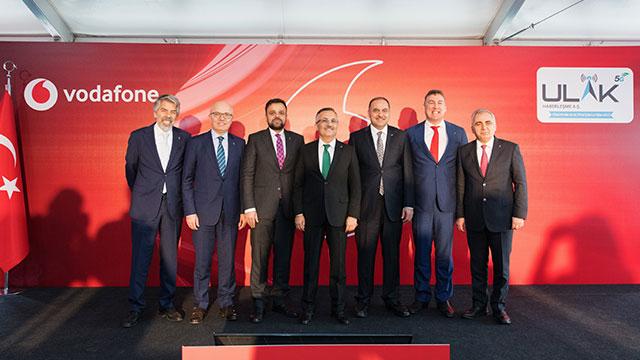Vodafone, yerli baz istasyonuna