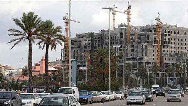 Türk müteahhitler Libya'nın yeniden inşası için masada