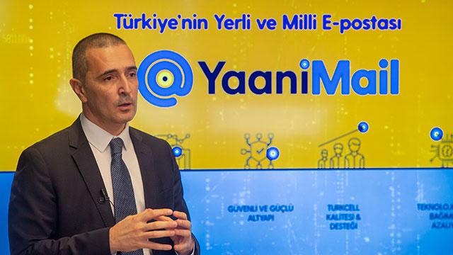 Turkcell'in yerli e-posta servisi: YaaniMail