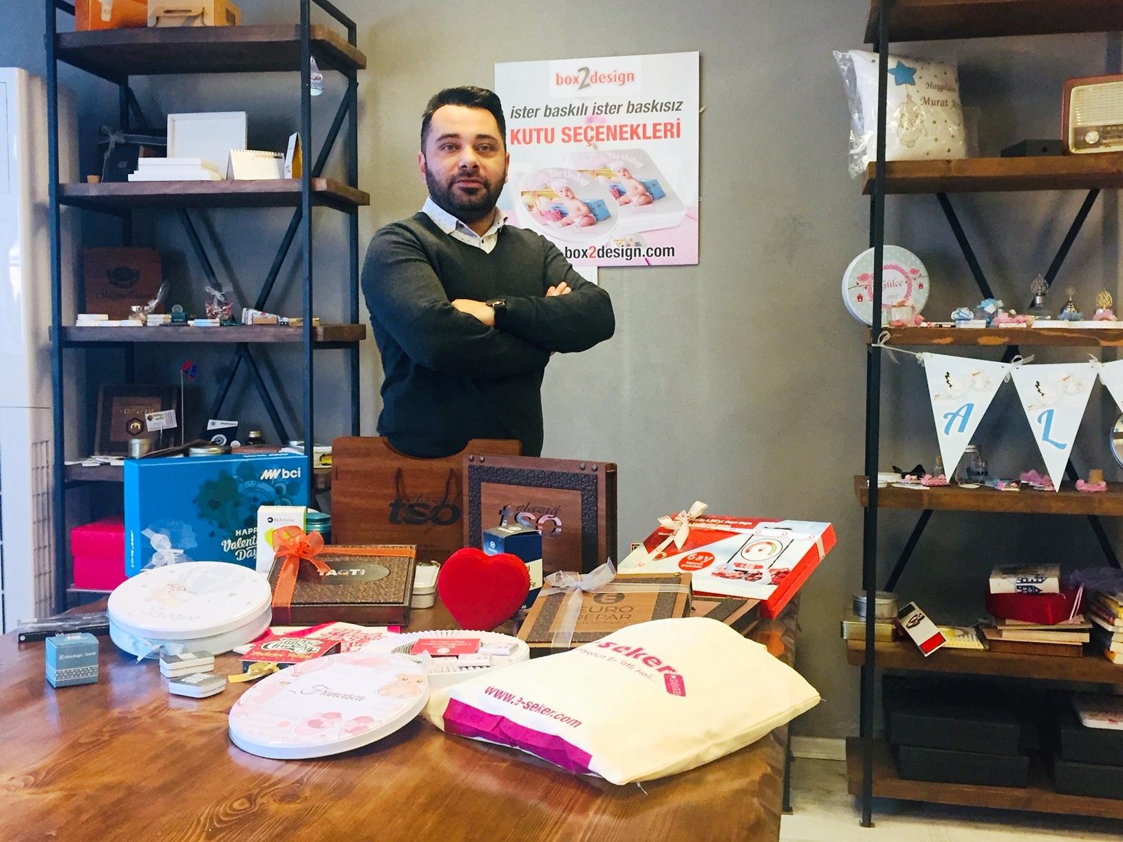 Dünyaya Türk çikolatası satıyor