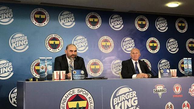 Fenerbahçe, TAB Gıda ile anlaştı