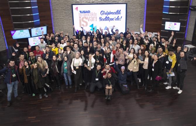 'TÜSİAD Bu Gençlikte İş Var!' programının 12 yarı finalisti belirlendi