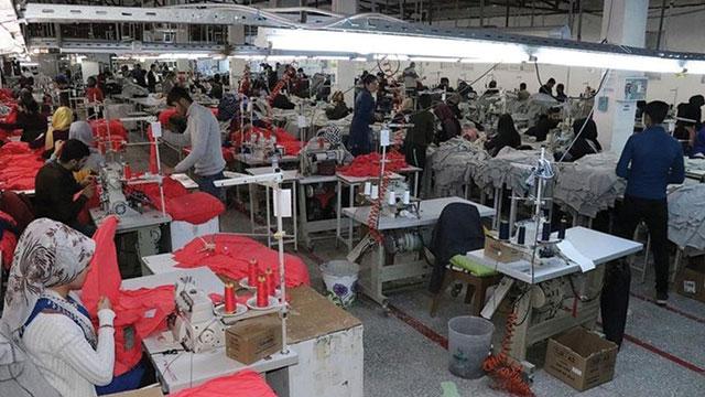 Hazır giyim ve tekstil istihdamı ilk kez 1 milyonun üzerine çıktı