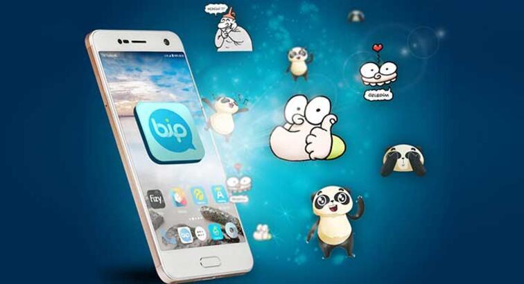 Mobil dünya Oscarlarının yıldızı BiP