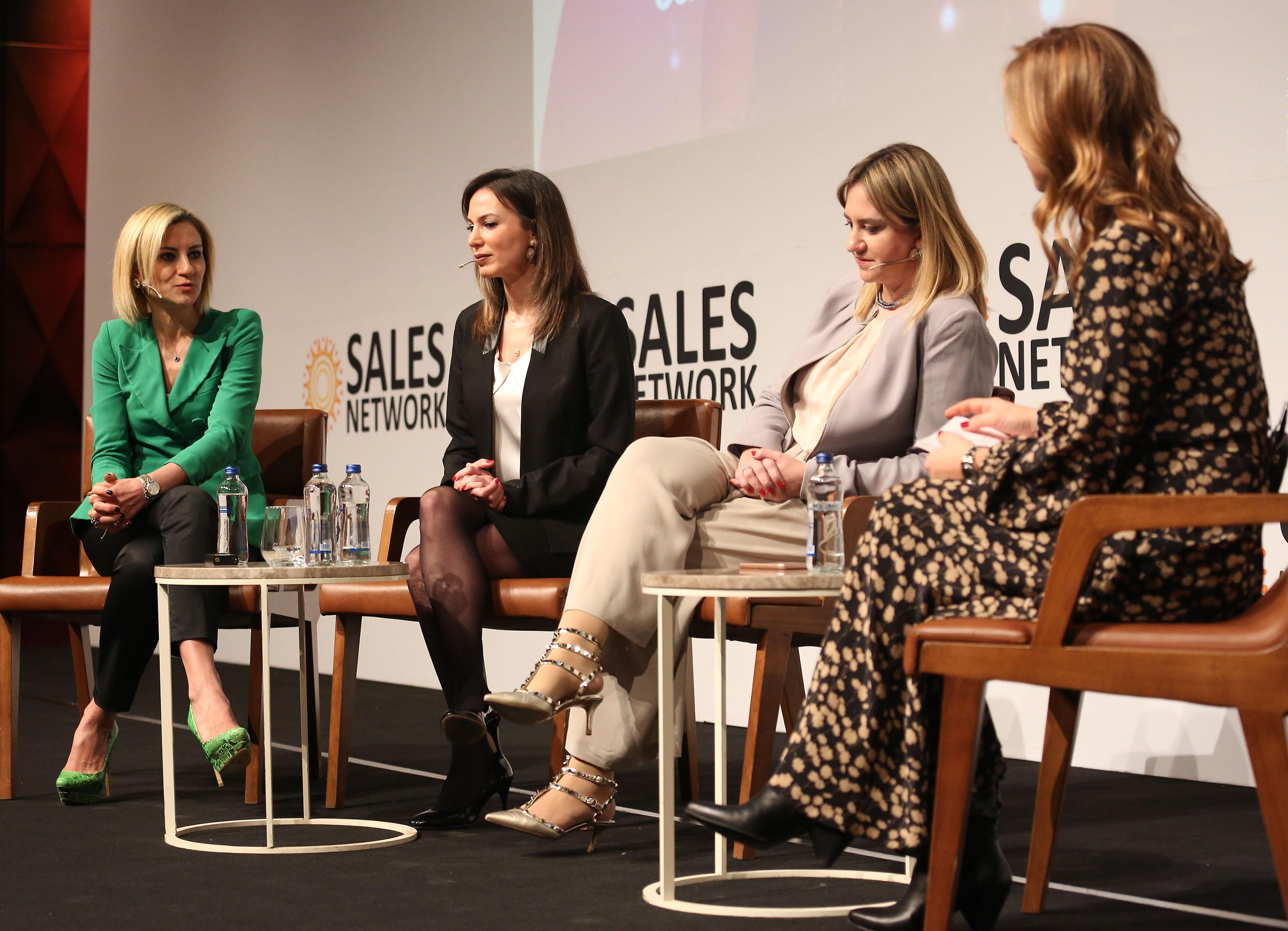 Pazarlama dünyasının kadınları bir araya geldi