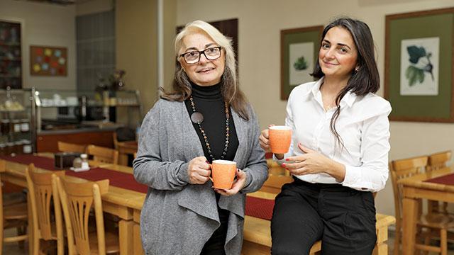 Fulya&Natali Özatay: Sağlıklı ve güvenilir lezzetler