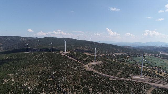 GE, Türkiye'de rüzgar santralleri kuracak
