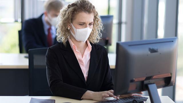 Ofisler normalleşme süreçlerine hazırlanıyor
