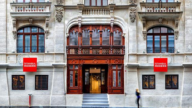 İstanbul Modern 16 Haziran'da kapılarını açıyor