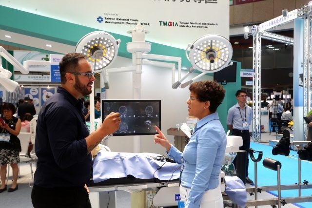 Tayvanlılar yeni medikal ve cerrahi ürünlerini tanıtacak