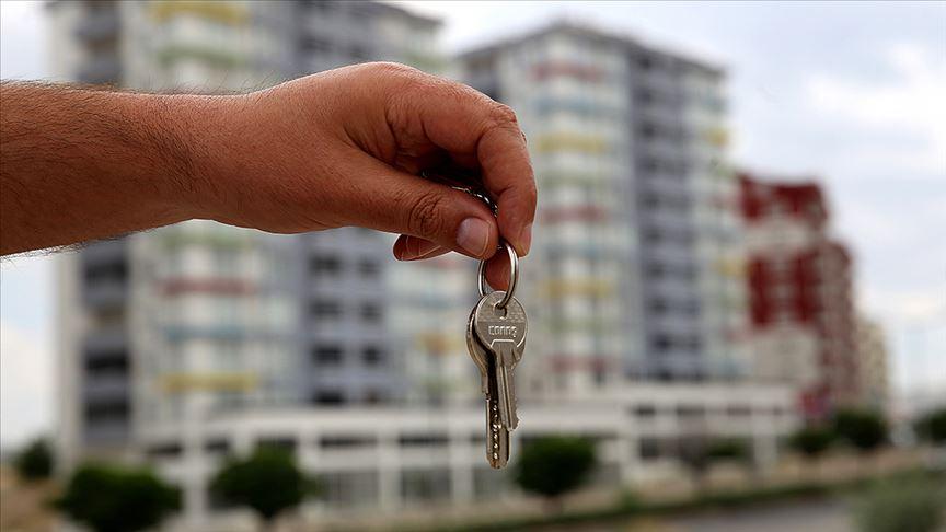 Faizsiz konut sisteminin toplam satıştan aldığı pay yüzde 10'u aştı