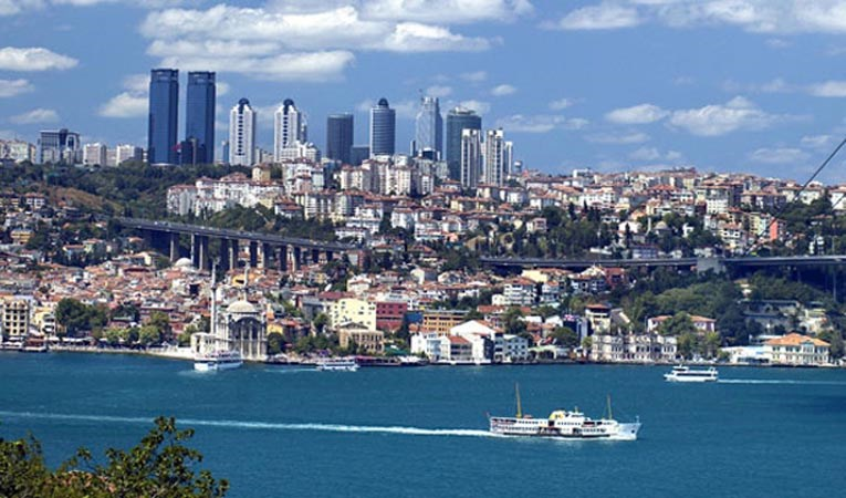 İstanbul'da konut fiyatlarında iki yıl sonra ilk
