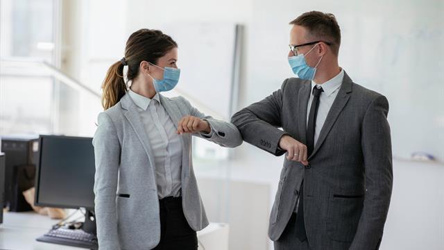 İşyerleri ve ofisler yeni normale teknoloji ile hazır