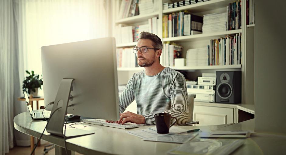 Evden çalışanların sayısı yüzde 115 arttı