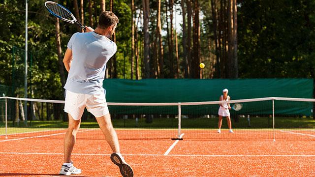 Koronavirüs teniste birebir antrenmanlara yönelik talebi artırdı
