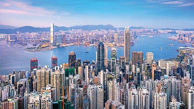 Jeopolitik fırtınanın ortasında Hong Kong