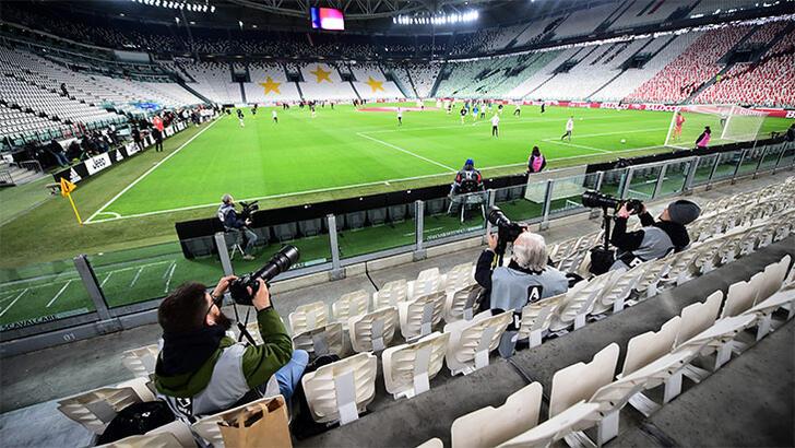 Seyircisiz maçlar dev kulüplere pahalıya mal oldu