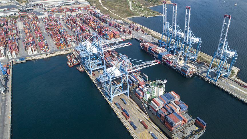 Avrupa'ya ihracat haziranda arttı